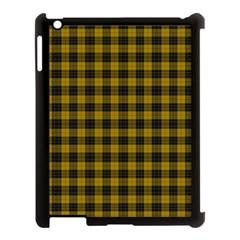 MacLeod Tartan Apple iPad 3/4 Case (Black)