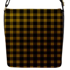 Macleod Tartan Flap Closure Messenger Bag (small)