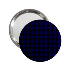 Homes Tartan Handbag Mirror (2.25 )