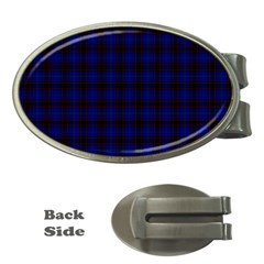 Homes Tartan Money Clip (oval)