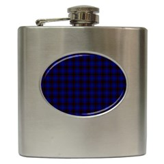 Homes Tartan Hip Flask