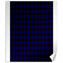 Homes Tartan Canvas 20  x 24  (Unframed)