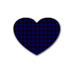 Homes Tartan Drink Coasters (Heart)