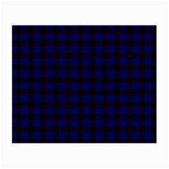 Homes Tartan Glasses Cloth (small, Two Sided)