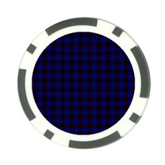 Homes Tartan Poker Chip