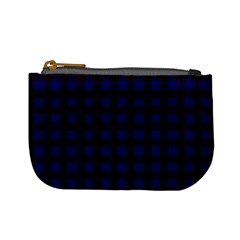 Homes Tartan Coin Change Purse