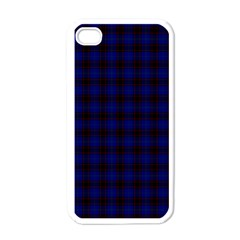 Homes Tartan Apple iPhone 4 Case (White)