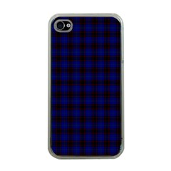 Homes Tartan Apple Iphone 4 Case (clear)