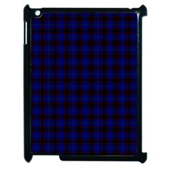 Homes Tartan Apple iPad 2 Case (Black)