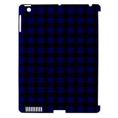 Homes Tartan Apple iPad 3/4 Hardshell Case (Compatible with Smart Cover)