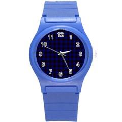 Homes Tartan Plastic Sport Watch (Small)