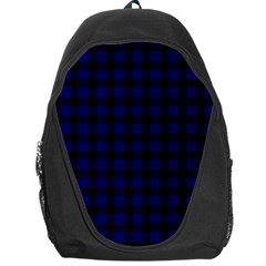 Homes Tartan Backpack Bag