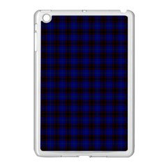 Homes Tartan Apple iPad Mini Case (White)