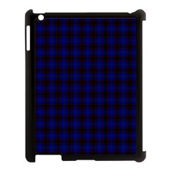 Homes Tartan Apple iPad 3/4 Case (Black)