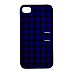 Homes Tartan Apple Iphone 4/4s Hardshell Case With Stand