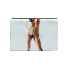 Usa Girl Cosmetic Bag (Medium)