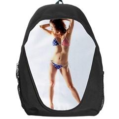 Usa Girl Backpack Bag