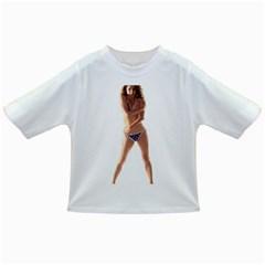 Usa Girl Baby T-shirt