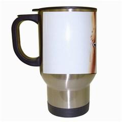 Usa Girl Travel Mug (White)