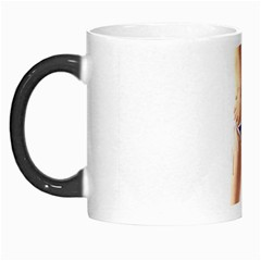 Usa Girl Morph Mug