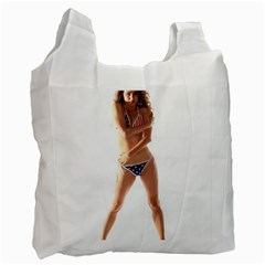 Usa Girl Recycle Bag (One Side)