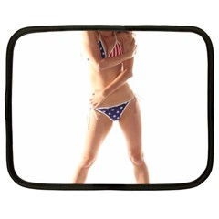 Usa Girl Netbook Case (XL)