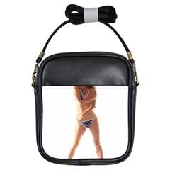 Usa Girl Girl s Sling Bag