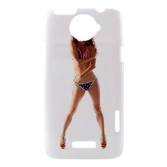 Usa Girl HTC One X Hardshell Case