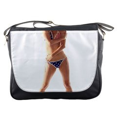 Usa Girl Messenger Bag