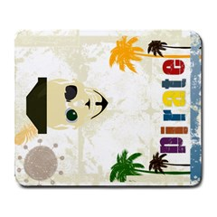 Pirate Party Large Mousepad
