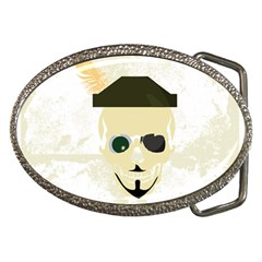 Pirate Party Belt Buckle