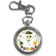 Pirate Party Key Chain Watch