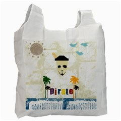 Pirate Party Recycle Bag (Two Side)