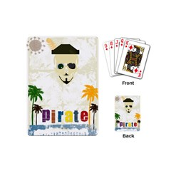 Pirate Party Playing Cards (Mini)