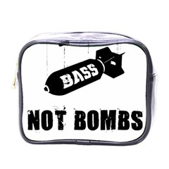 Bass2 Mini Travel Toiletry Bag (one Side)