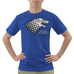 Winter Is Coming ( Stark ) 2 Mens' T Shirt (colored)