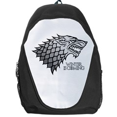Winter is Coming ( Stark ) 2 Backpack Bag