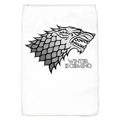 Winter is Coming ( Stark ) 2 Removable Flap Cover (Large)