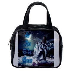 As The River Rises  Classic Handbag (One Side)