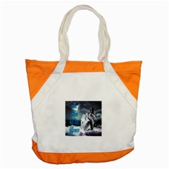 As The River Rises  Accent Tote Bag