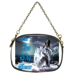 As The River Rises  Chain Purse (two Side)