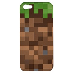 Minecraft Grass product Apple iPhone 5 Hardshell Case