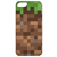 Minecraft Grass product Apple iPhone 5 Classic Hardshell Case