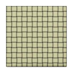 Cream Weave Ceramic Tile