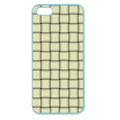 Cream Weave Apple Seamless iPhone 5 Case (Color)