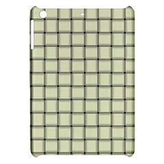 Cream Weave Apple Ipad Mini Hardshell Case