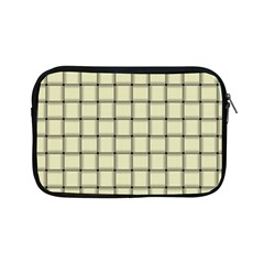 Cream Weave Apple Ipad Mini Zipper Case