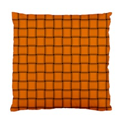 Orange Weave Cushion Case (Two Sides)