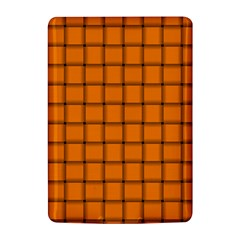 Orange Weave Kindle 4 Hardshell Case