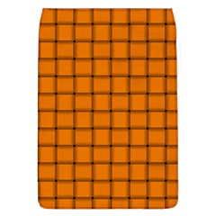 Orange Weave Removable Flap Cover (large)